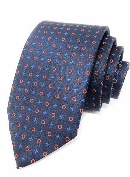 Cravatta - Blu - Croix - Elegante
