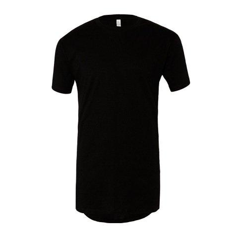 T shirt lunga - Nera - Gogo0lfun.it