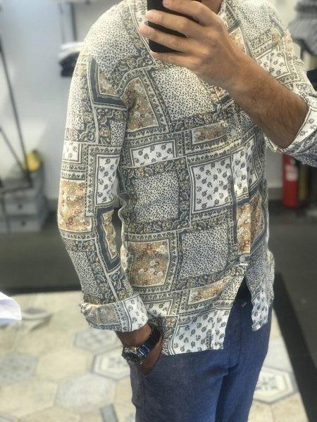 Camicie - Lino - Gogolfun.it