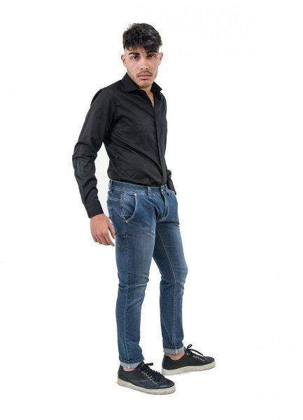 Pantaloni jeans - Chino jeans - Gogolfun.it