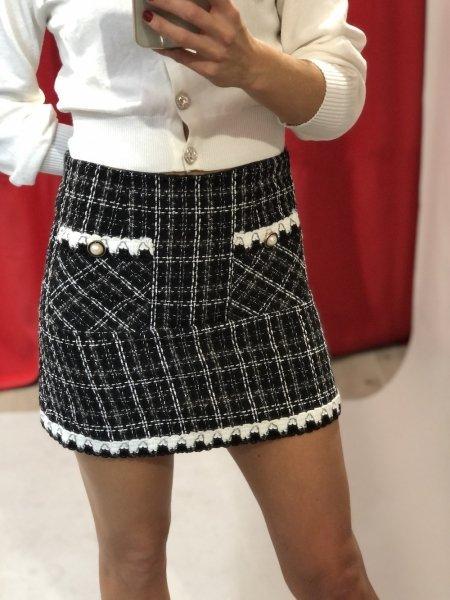Gonna corta - Chanel - Gonne corte - Abbigliamento online - Gogolfun.it