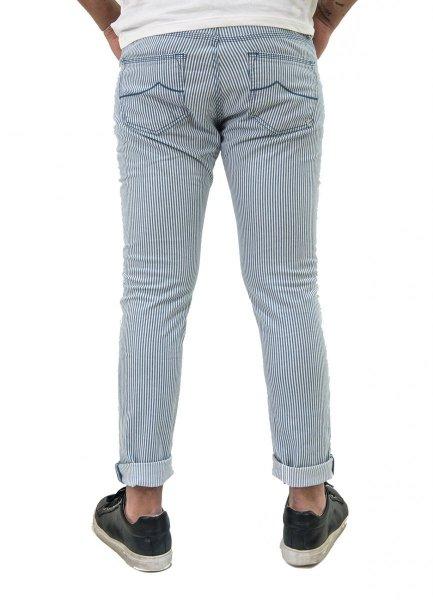 Jeans - Key jey - Jeans righe - Gogolfun.it