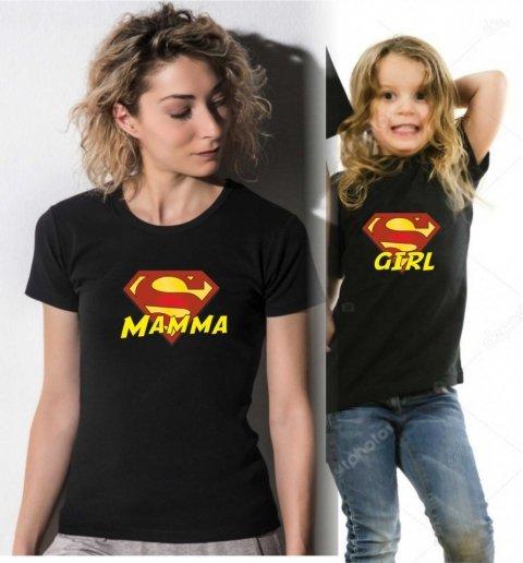 Koszulki mama i syn