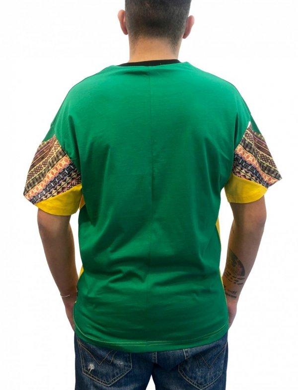 T shirt uomo Brazil - Maglietta colorata