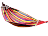 Hamak dwuosobowy 190x150cm z drążkiem 40 cm