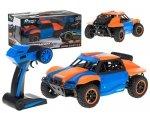Samochód RC Racing Rally 2.4Ghz 4WD nieb-pom 1:18