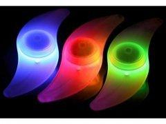 Światła neon rowerowe na szprychy LED lampki