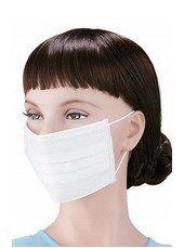 Maska maseczka chirurgiczna medyczna ochronna 1szt