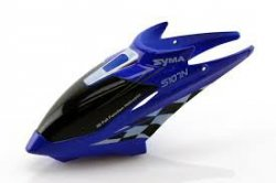 Część S107N: S107N-01 Kabinka niebieska