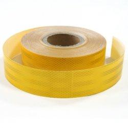 Taśma Odblaskowa Konturowa 0,05x45,7m TIR żółta