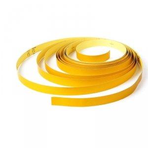Taśma konturowa żółta 0,01x1m