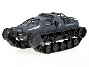 Czołg transporter RC Crawler SG 1203 1:12 szaro-czarny