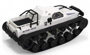 Czołg transporter RC Crawler SG 1203 1:12 biały