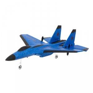 Samolot RC SU-35 odrzutowiec FX820 niebieski
