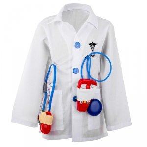 Kostium strój karnawałowy lekarz