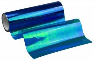 Folia do lamp kameleon ciemny niebieski 0,3x0,5m