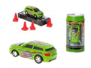 Samochód RC puszka mini 9020b 2,4GHz zielony