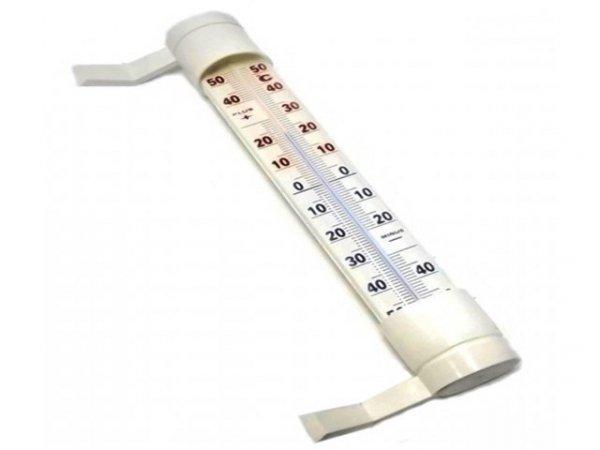 Termometr zaokienny zewnętrzny duży 27x4,5cm