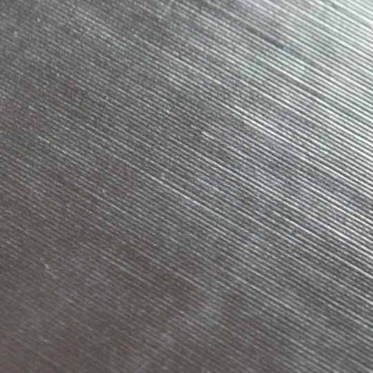 Folia odcinek błyszcz szczotkowa srebrna 1,52x0,1m
