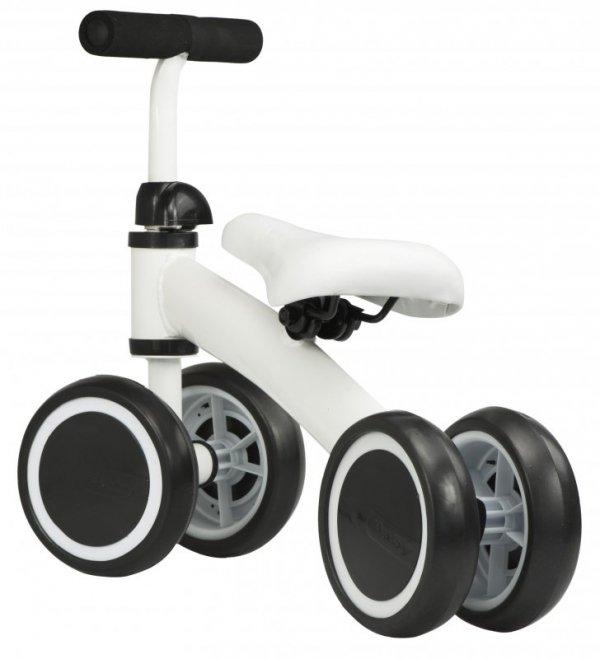Rowerek biegowy chodzik mini biały 2 GATUNEK
