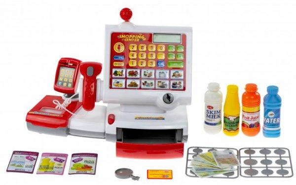Kasa Fiskalna dotykowa + kalkulator akcesoria