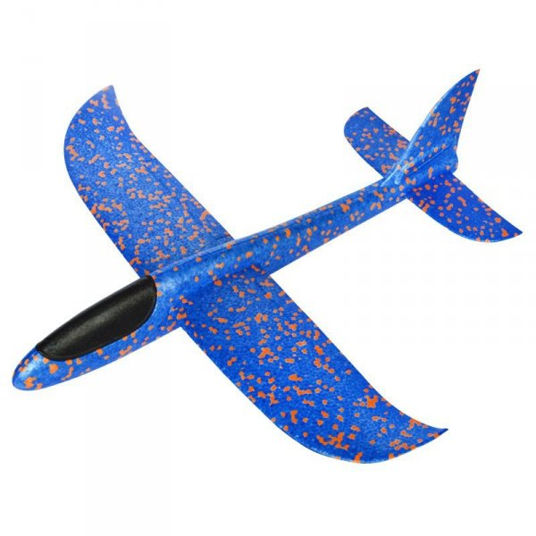 Szybowiec samolot styropianowy 47x49cm