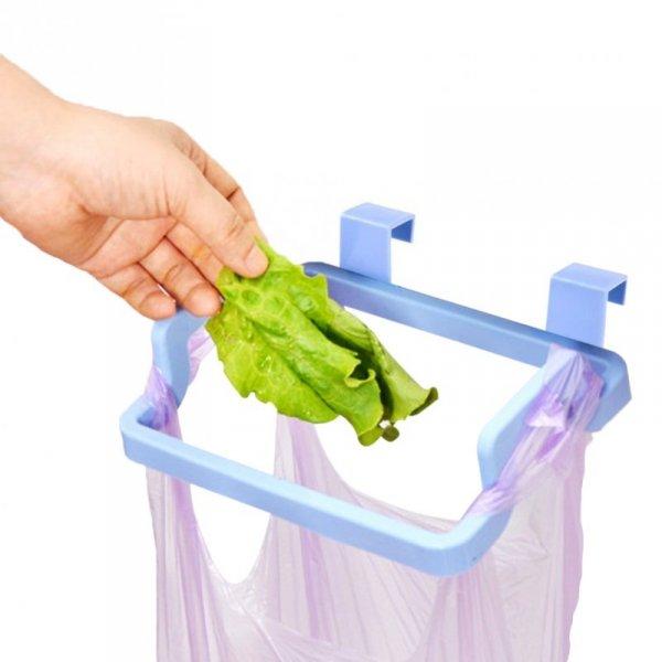Wieszak kuchenny na kosz na śmieci lub na ścierkę