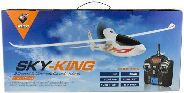 Samolot RC WLtoys Sky King F959S 2,4GHz