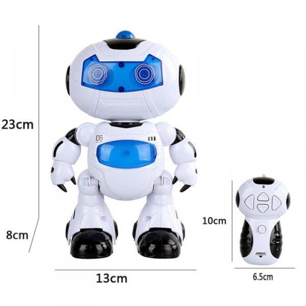 Interaktywny Robot RC  Android 360 z pilotem