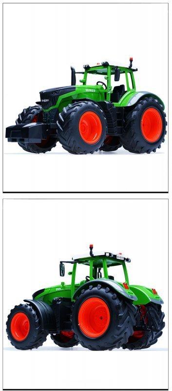 Traktor Ciągnik RC 2.4G 4CH 40cm 1:16