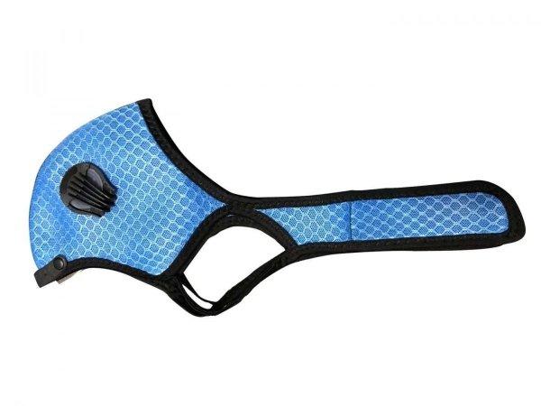 maska antysmogowa do biegania na rower