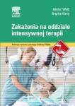 Zakażenia na oddziale intensywnej terapii