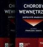 Choroby wewnętrzne Podręcznik akademicki Tom 1+2
