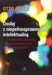 Osoby z niepełnosprawnością intelektualna podręcznik do celów wychowawczych i edukacyjnych