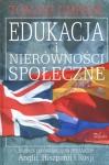 Edukacja i nierówności społeczne Studium porównawcze na przykładzie Anglii, Hiszpanii i Rosji