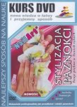 Kurs DVD Stylizacja Paznokci Twoje piękno w Twoich rękach Technika Kosmetyki Sprzęt