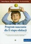 Program nauczania II etapu edukacji w szkole podstawowej