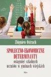 Społeczno ekonomiczne determinanty osiągnięć szkolnych uczniów w gminach wiejskich
