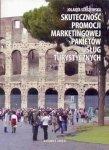 Skuteczność promocji marketingowej pakietów usług turystycznych