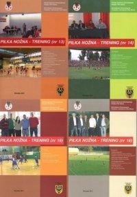 Kwartalnik Piłka nożna - Trening Rocznik 2012 nr 13-16