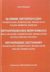 Słownik ortopedyczny polsko-niemiecko-angielski