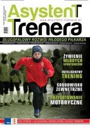 Asystent Trenera Długofalowy rozwój młodego piłkarza