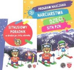 Program nauczania narciarstwa dzieci SITN PZN + Sitnusiowy poradnik w drodze po złotą odznakę