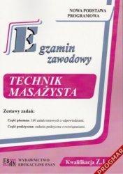 Egzamin zawodowy Technik Masażysta Kwalifikacja Z 1