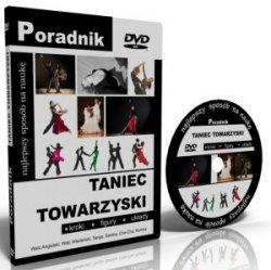 Poradnik DVD Taniec towarzyski Najlepszy sposób na naukę Kroki figury układy