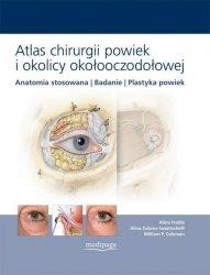 Atlas chirurgii powiek i okolicy okołooczodołowej