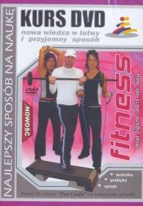 Kurs DVD Fitness Moja figura zależy ode mnie Technika Praktyka Sprzęt