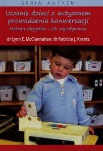Uczenie dzieci z autyzmem prowadzenia konwersacji