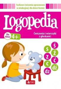 Logopedia Ćwiczenia i wierszyki z głoskami 2 ś ć ź dź s c z dz
