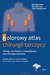 Kolorowy atlas chirurgii tarczycy